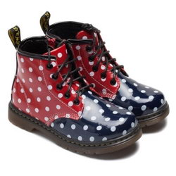 Ботинки демисезонные для девочки (104)