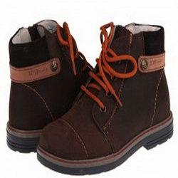 Ботинки демисезонные для мальчика (186)