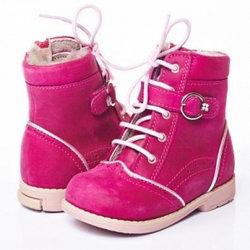 Ботинки для девочки (110)