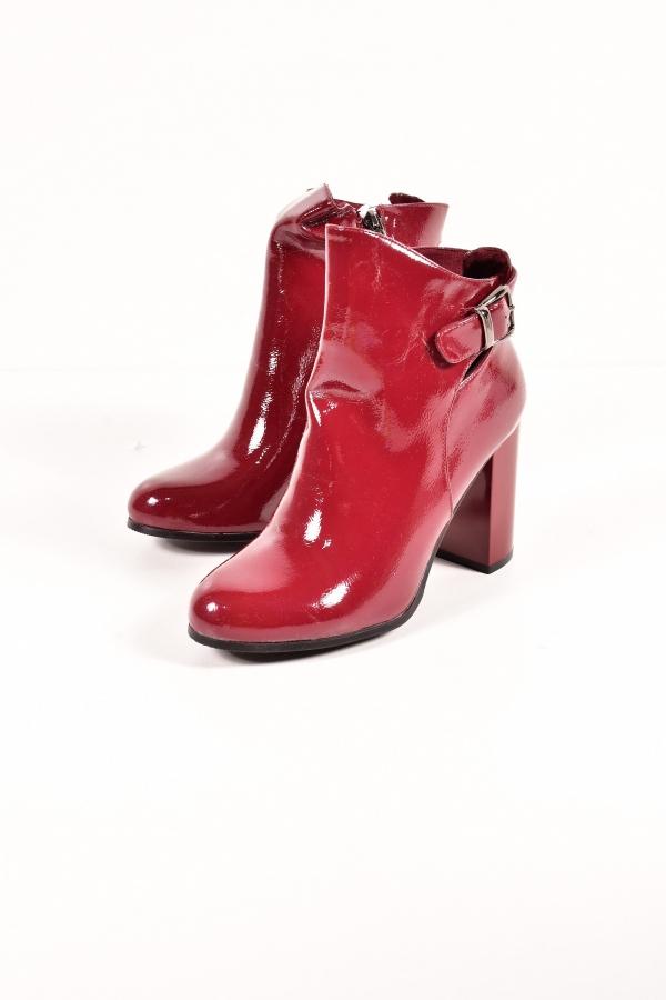 """Ботинки женские демисезонные """"LINO MARANO"""" Размеры в наличии : 38,39 арт.AB381-25"""