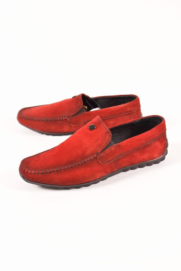 Мокасины мужские из натуральной замши DAN shoes Размер в наличии : 43 арт.55S003-4/87