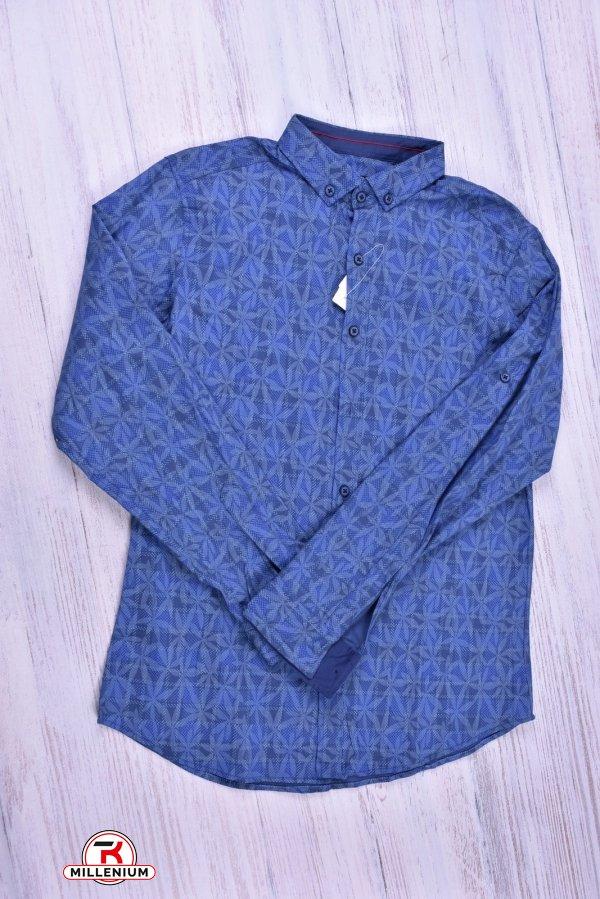 Рубашка мужская (цв.голубой) CUKUR Размеры в наличии : 40,42,44,46,48 арт.574978916/1