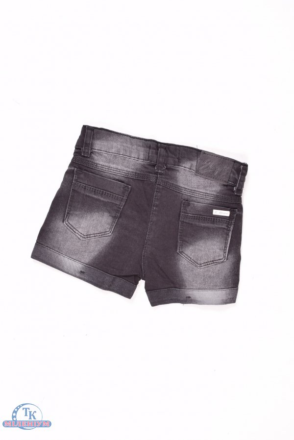 Шорты джинсовые для девочки ELEYSA Роста в наличии : 92,98,104,110,116,122 арт.305568