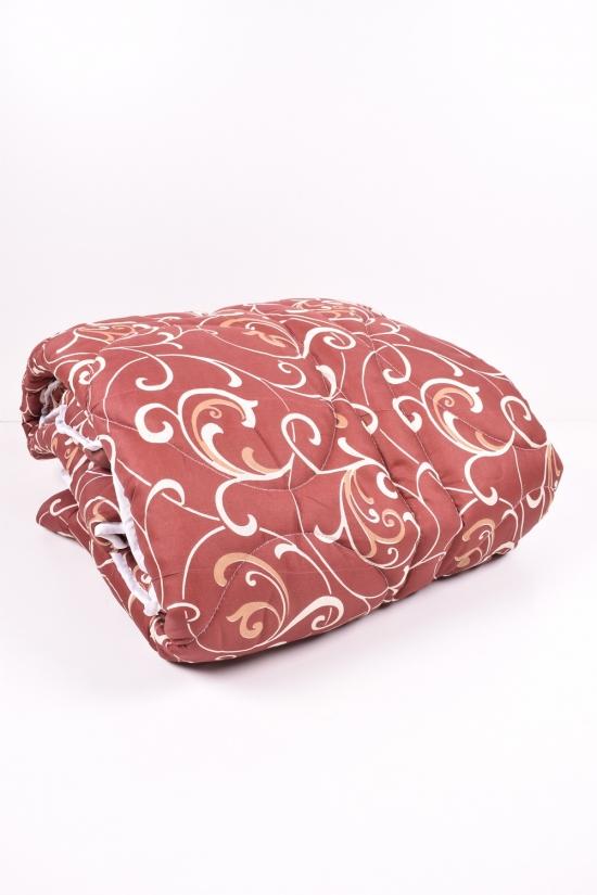 """Одеяло """"Золотое руно"""" размер 195*220 см  наполнитель шерсть, ткань поликотон арт.Шерсть поликотон"""