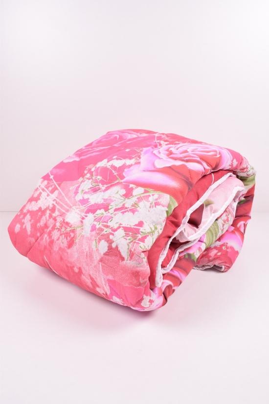 """Одеяло """"Золотое руно"""" размер 145*210 см  наполнитель шерсть, ткань поликотон арт.Шерсть поликотон"""