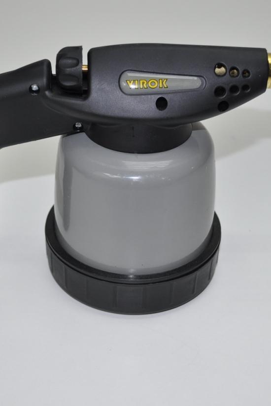 Лампа паяльная (бачок 190 г.) арт.44V142