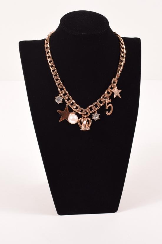Подвеска Fashion Jewelry (длина 36 см) арт.9846