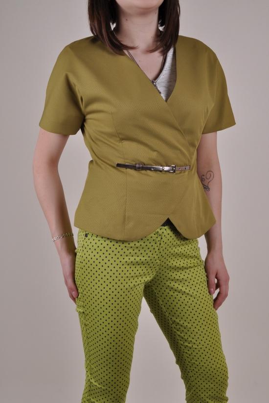 Пиджак женский LA&B&LA Размер в наличии : 46 арт.4065