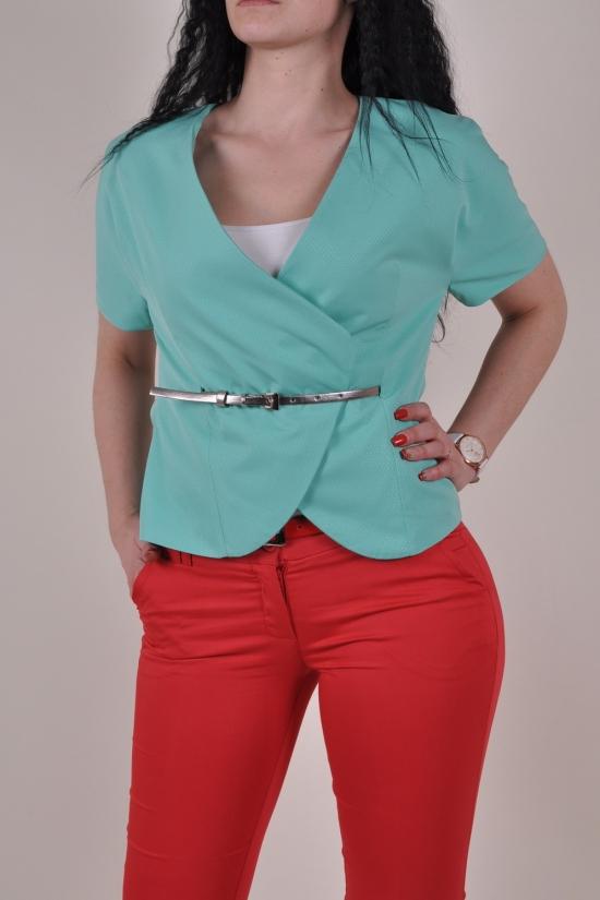 Пиджак женский LA&B&LA Размеры в наличии : 44,46 арт.4065