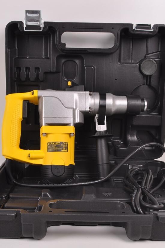 """Перфоратор """"Stanley"""" с патроном SDS+ , 850Вт в кейсе арт.STHR272KS-RU"""