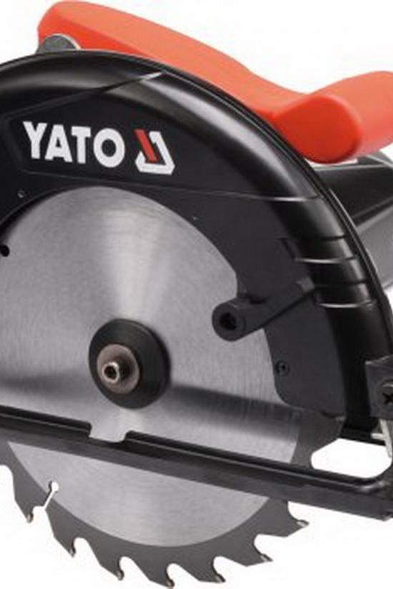 Пила дисковая ручная 1300Вт. YATO арт.YT-82150