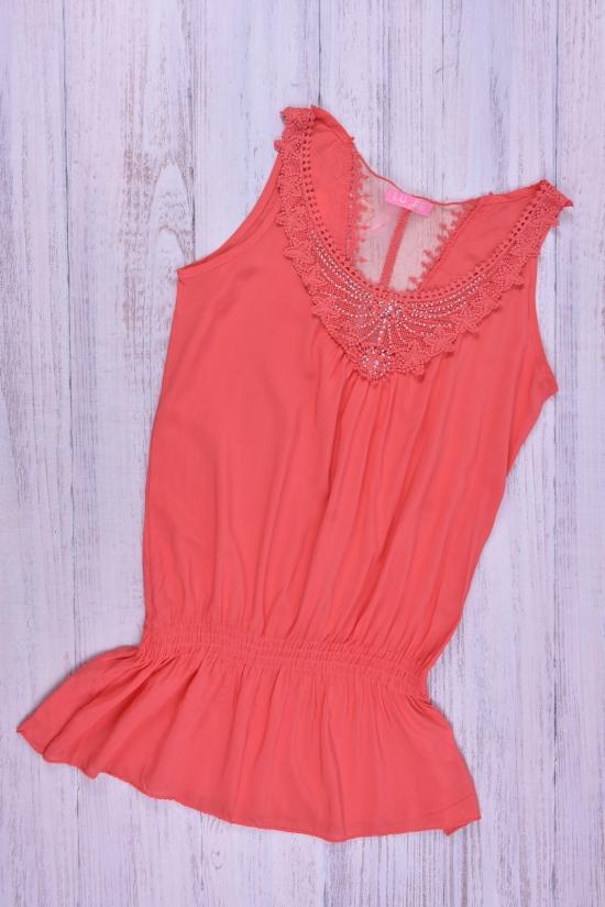 Блузка женская LU JIE Размеры в наличии : 40,42,44,46,48 арт.L-3026