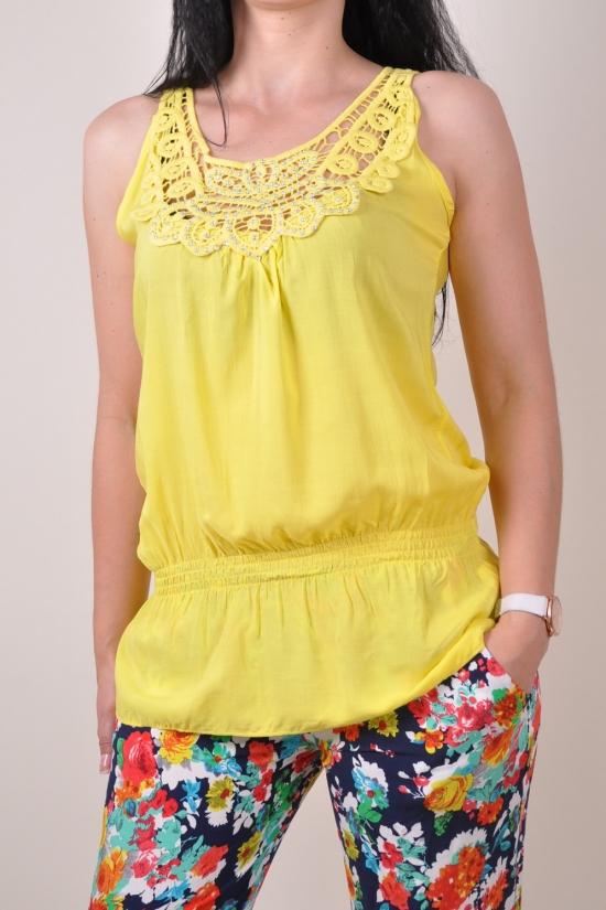 Блузка женская LU JIE Размеры в наличии : 40,42,44,46,48 арт.L-3019