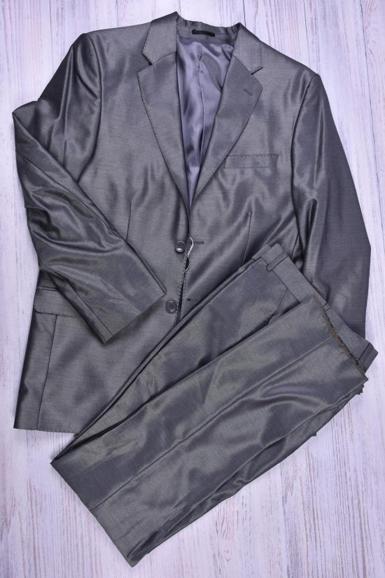 Костюм мужской классический (3001) цвет 005 рост 6 Palmiro Rossi Размеры в наличии : 44,46 арт.201