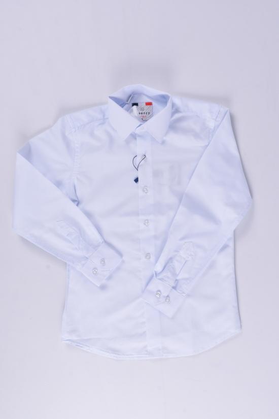 "Рубашка для мальчика (Slim Fit) ""IKEENZY"" Рост в наличии : 110, 122, 134, 140, 146, 158, 164 арт.B-SKY0925S"
