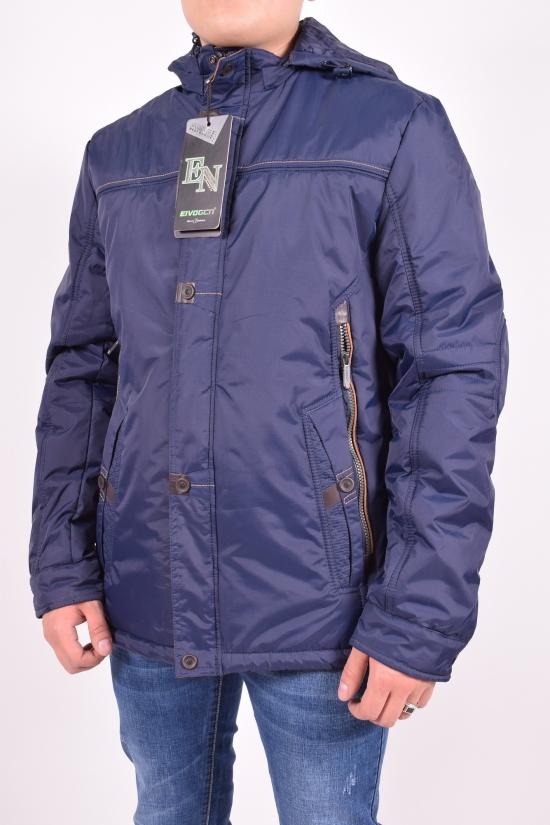 Куртка мужская из плащевки демисезонная EN Размеры в наличии : 46,50 арт.602-2
