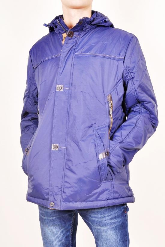 Куртка мужская из плащевки демисезонная EN Размер в наличии : 42 арт.603-3
