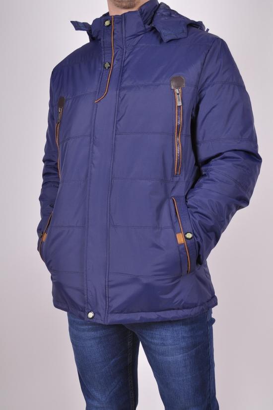 Куртка мужская из плащевки демисезонная EN Размер в наличии : 46 арт.603