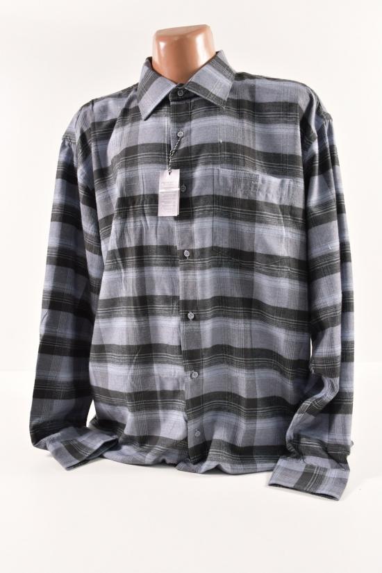 Рубашка мужская байковая Emerson Размер ворота в наличии : 47,49,51 арт.AR52