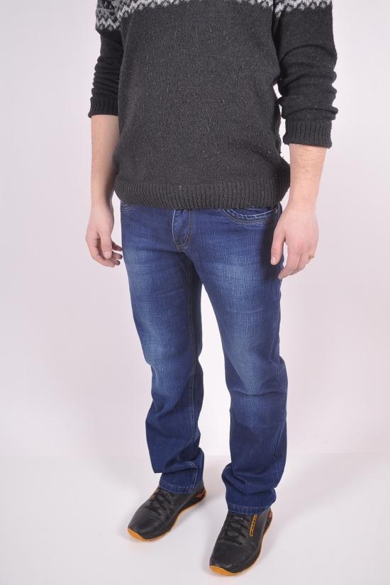 Джинсы мужские котоновые с поясом FANGSIDA (Cotton 98%,Lycra 2%) Размеры в наличии : 27,28,29 арт.U-0239