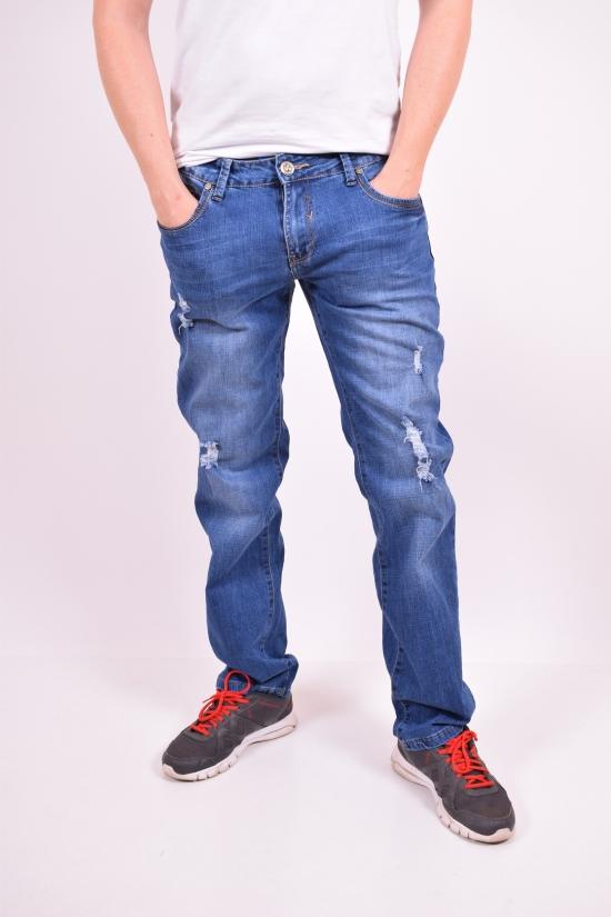 Джинсы мужские стрейчевые NewJeans Размеры в наличии : 31,33,34 арт.D8003