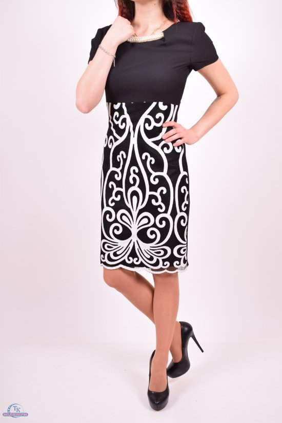 Платье женское ONCU (Elastane 5%,Polyester 95%) Размеры в наличии : 42,44,48 арт.016-6703
