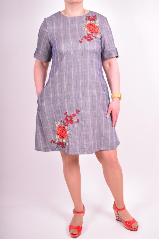 Платье женское  BIES Размер в наличии : 52 арт.023-7Y4251