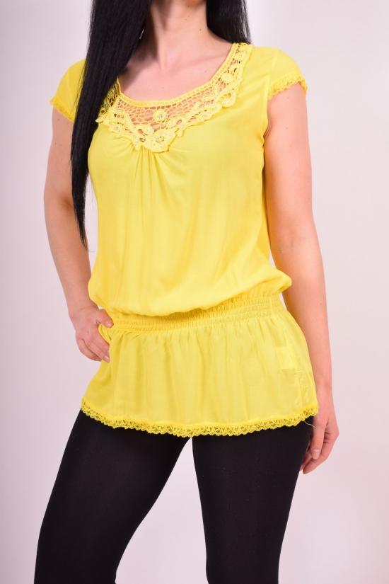 Блузка женская LU JIE Размеры в наличии : 42,44,46,48 арт.L-3017
