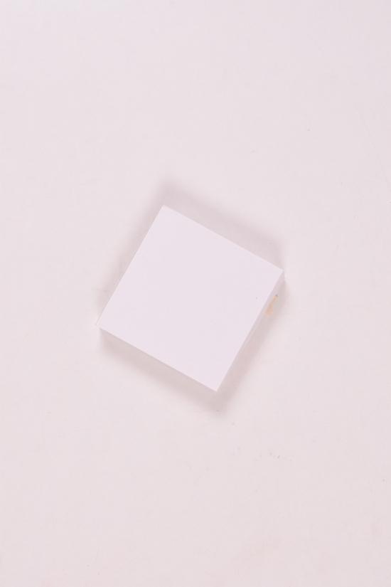 """Бумага для заметок 200 листов (цв.белый) 80/80мм """"Коленкор"""" арт.5387"""