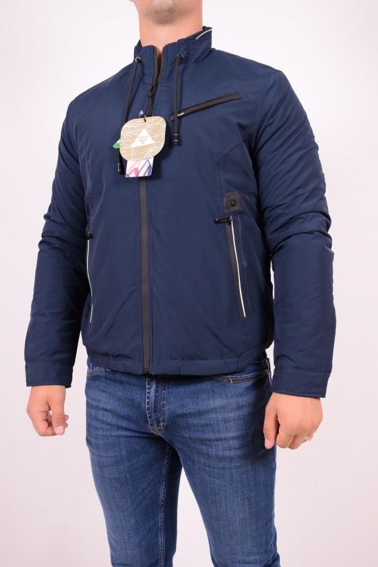 Куртка мужская из плащевки демисезонная GMF  (цв.3) Размер в наличии : 46 арт.1735
