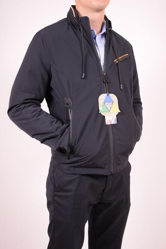 Куртка мужская из плащевки демисезонная GMF  (цв.1) Размер в наличии : 46 арт.1735