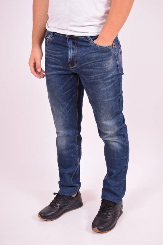 Джинсы мужские стрейчевые Li Feng Jeans Размеры в наличии : 27,28,29,30,31,32,33,34 арт.7447X