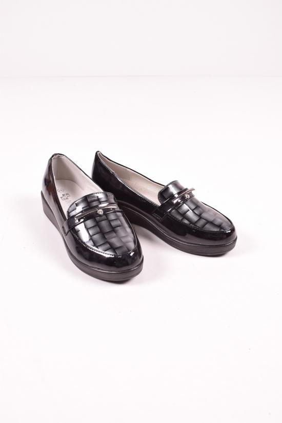Туфли для девочки лаковые JONG GOLF Размеры в наличии : 32,34 арт.C-9691-0
