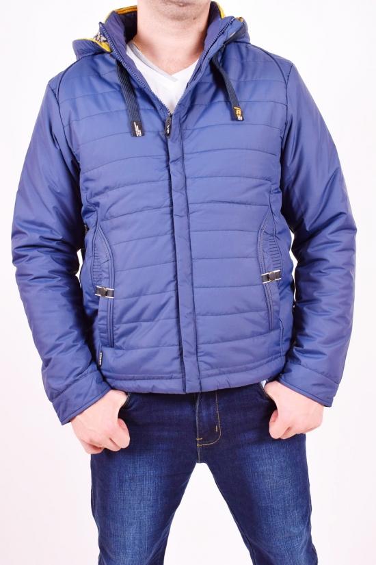 Куртка мужская из плащёвки демисезонная RMH (цв.4) Размеры в наличии : 44,46 арт.5447