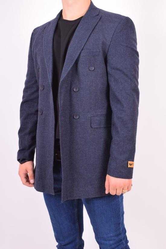 Пиджак классический мужской  (color 6) рост 6  Daniel Gallotti (Cashmere 80%,Wool 20%) Размеры в наличии : 44,46,48 арт.263