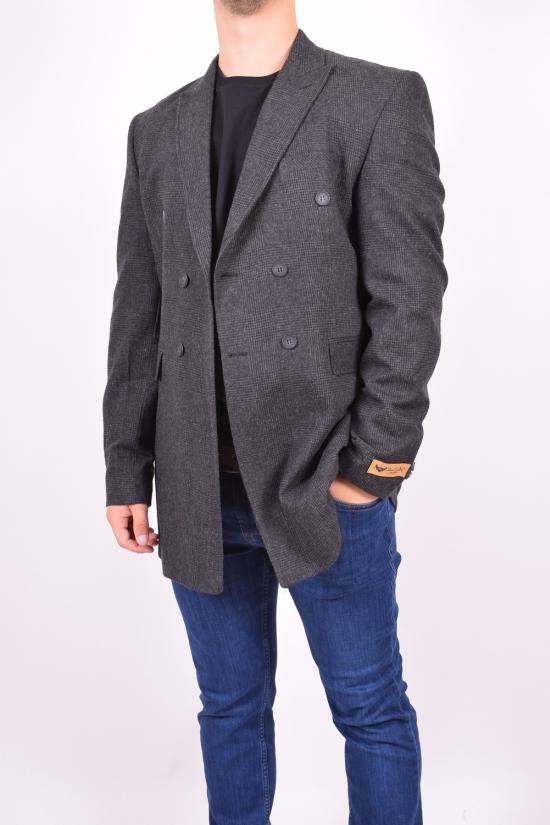 Пиджак классический мужской  (color 07) рост 6  Daniel Gallotti (Cashmere 80%,Wool 20%) Размеры в наличии : 44,48 арт.263