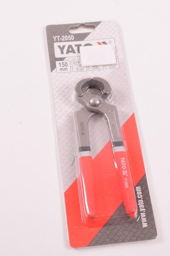 """Клещи строительные YATO 6"""" арт.YT-2050"""