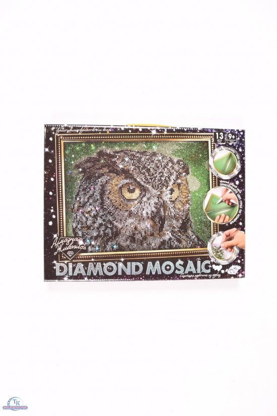 "Набор Алмазная живопись ""Diamond Mosaic"" малый арт.DM-02-01/10"