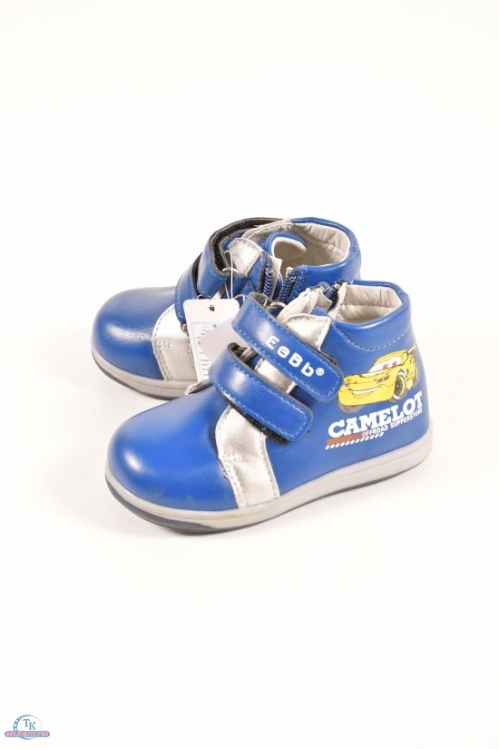 Ботинки для мальчика демисезонные EeBb Размеры в наличии : 22,23,24 арт.D58-3