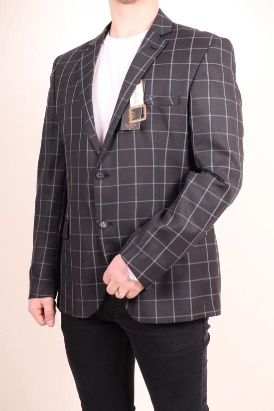 Пиджак классический мужской  (color 05) рост 6 Daniel Gallotti (Polyester 80%,Viscose 20%) Размер в наличии : 50 арт.468