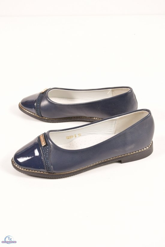 """Туфли для девочки """"Леопард"""" Размеры в наличии : 32,33,35 арт.GB04-2"""