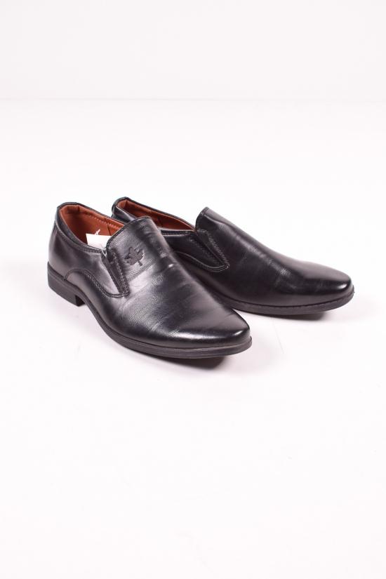 Туфли для мальчика NASITE Размеры в наличии : 38,39,40 арт.DT03-10