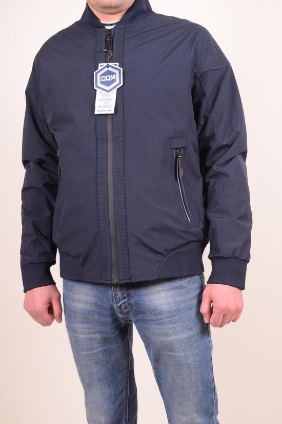 Куртка мужская из плащевки (color 3) демисезонная состав 100% Polyester DOM Размеры в наличии : 46,48,50,52,54 арт.D1871