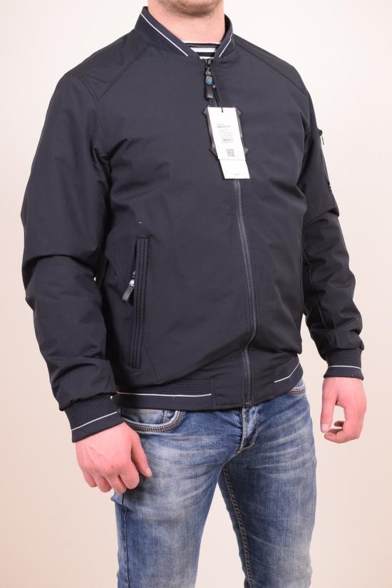 Куртка мужская из плащевки (color 1) демисезонная состав 100% Polyester DOM Размеры в наличии : 46,48,50 арт.M5533