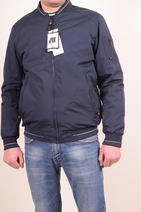 Куртка мужская из плащевки (color 3) демисезонная состав 100% Polyester DOM Размеры в наличии : 46,48,50 арт.M5533
