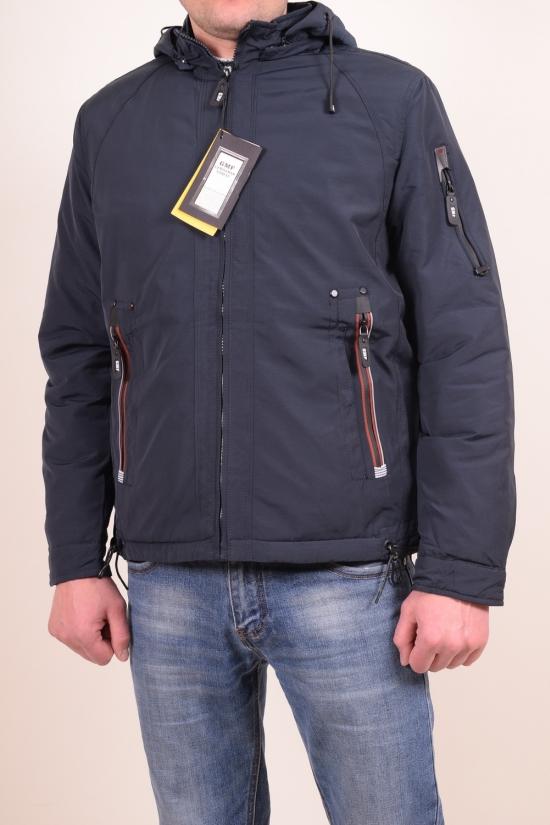 Куртка мужская из плащевки (color 1) демисезонная состав 100% Polyester  GMF Размеры в наличии : 46,48,50,52,54 арт.1768