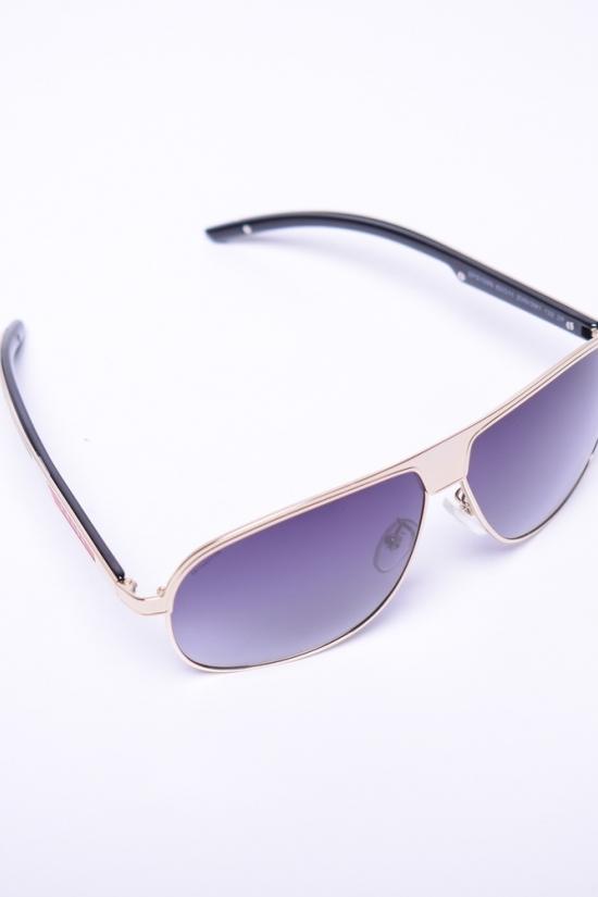 Очки солнцезащитные мужские polarized (color ZVN/3M1) Prada арт.SPS109N