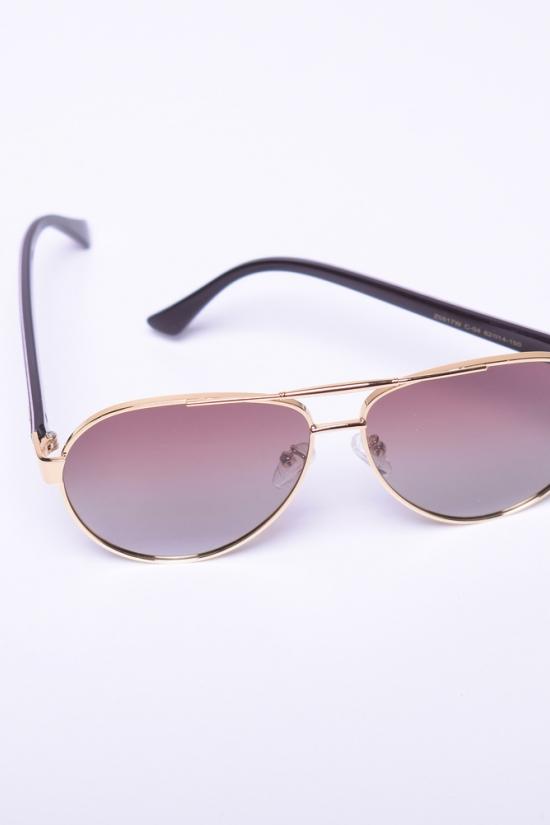 Очки солнцезащитные мужские polarized (color C-04) Louis Vuitton арт.Z0817W