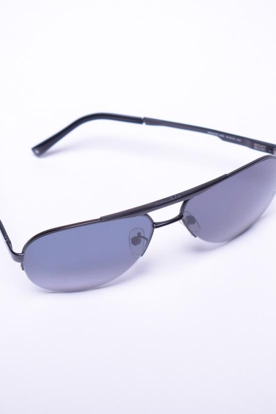 Очки солнцезащитные мужские polarized (color A22) MONT BLANC арт.MB457S