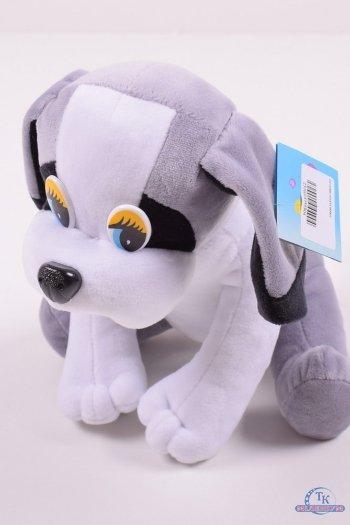 "Мягкая игрушка ""Собака сидячая "" арт.собака"